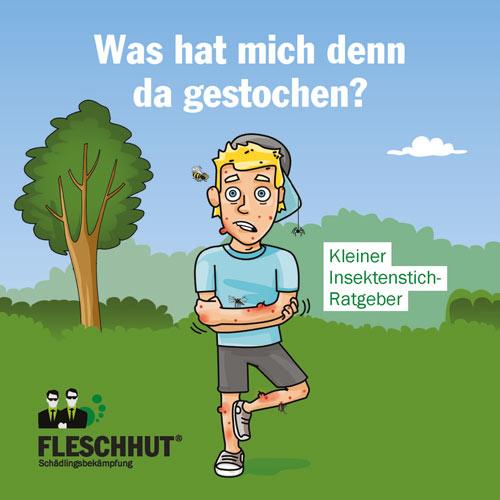 Der Insektenratgeber von Fleschhut Schädlingsbekämpfung zum Download